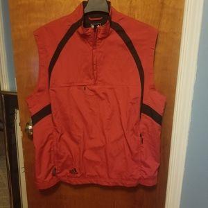 Adidas XL Zipup Golf Vest